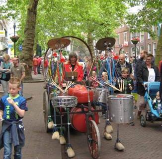 Drumband_op_klompen