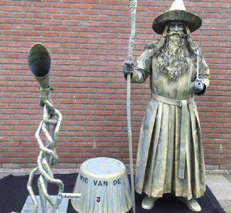 Gandalf bekend van Lord Of The Rings