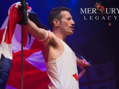 queen tribute band, mercury legacy