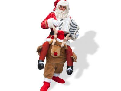 Kerstman-met-Rudolph