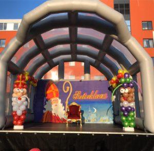 Sinterklaaspodium