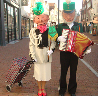 de muzikale pensionados