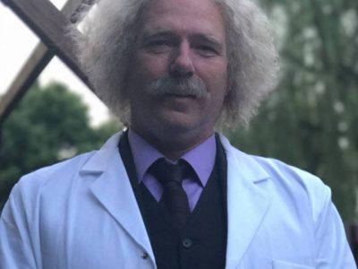 professor albert einstein