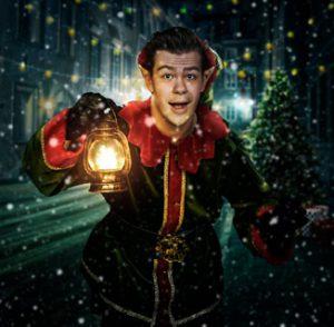 Jingle de kerstelf