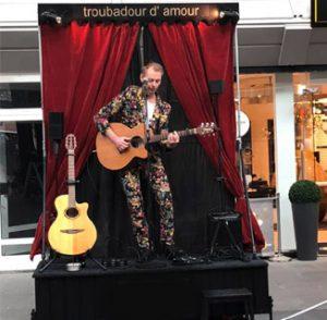 troubadour d 'amour Ed Citroen